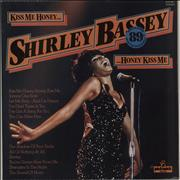 Click here for more info about 'Shirley Bassey - Kiss me Honey . . . Honey Kiss Me'