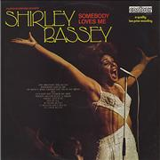 Click here for more info about 'Shirley Bassey - Somebody Loves Me'