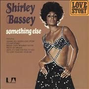 Click here for more info about 'Shirley Bassey - Something Else'