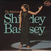 Click here for more info about 'Shirley Bassey - The Fabulous Shirley Bassey - Front Laminated'