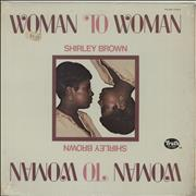 Click here for more info about 'Shirley Brown - Woman To Woman'
