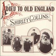 Click here for more info about 'Shirley Collins - Adieu To Old England'