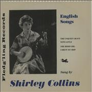 Click here for more info about 'Shirley Collins - English Songs - RSD15'