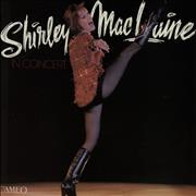 Click here for more info about 'Shirley MacLaine - In Concert - 2nd'