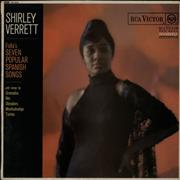Click here for more info about 'Shirley Verrett - Spanish Songs'