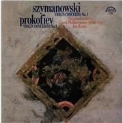 Click here for more info about 'Shizuka Ishikawa - Szymanowski: Violin Concerto No. 1 / Prokofiev: Violin Concerto No. 1'