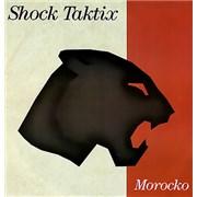 "Shock Taktix Morocko UK 12"" vinyl"