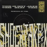 "Shock Taktix This Is Not Jazz UK 7"" vinyl"