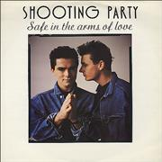 Click here for more info about 'Shooting Party - Safe In The Arms Of Love'