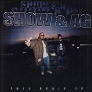 Click here for more info about 'Showbiz & A.G. - Full Scale EP'