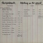 Click here for more info about 'Shriekback - Working On The Ground'