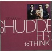 Shudder To Think 50,000 B.C. Austria CD album