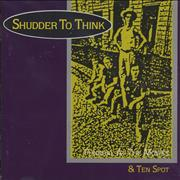 Shudder To Think Funeral At The Movies & Ten Spot France CD album