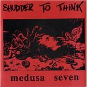 "Shudder To Think Medusa Seven UK 7"" vinyl"