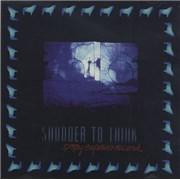 Shudder To Think Pony Express Record UK CD album