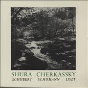 Click here for more info about 'Shura Cherkassky - Schubert / Schumann / Liszt'
