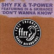 Click here for more info about 'Shy FX & T Power - Don't Wanna Know'