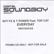 Click here for more info about 'Shy FX & T Power - Everyday'