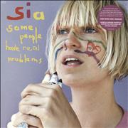Click here for more info about 'Sia - Some People Have Real Problems - 180gm Vinyl - Sealed'