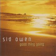 Click here for more info about 'Sid Owen & Patty Palmer - Good Thing Going'