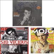 Click here for more info about 'Sid Vicious - Collection of 3 Magazines'