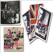 Click here for more info about 'Sid Vicious - Collection of 6 Postcards'