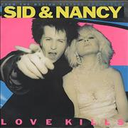 Click here for more info about 'Sid Vicious - Love Kills Soundtrack'