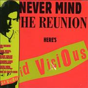 Click here for more info about 'Sid Vicious - Never Mind The Reunion Here's Sid Vicious'