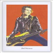 Click here for more info about 'Sid Vicious - Pack Of Greeting Cards'