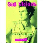 Click here for more info about 'Sid Vicious - Rock 'n' Roll Star'