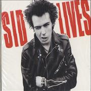 Click here for more info about 'Sid Vicious - Sid Lives'