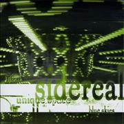 Click here for more info about 'Sidereal - Unique Space - Clear Toffee Vinyl'