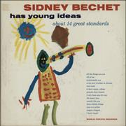 Click here for more info about 'Sidney Bechet - Has Young Ideas'
