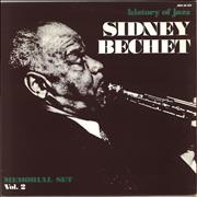 Click here for more info about 'Sidney Bechet - History Of Jazz Memorial Set Vol.2'