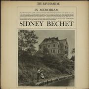 Click here for more info about 'Sidney Bechet - In Memoriam'