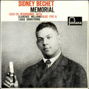 Click here for more info about 'Sidney Bechet - Memorial'