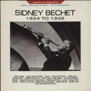 Click here for more info about 'Sidney Bechet - Sidney Bechet (1924 To 1938)'