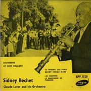 Click here for more info about 'Sidney Bechet - Souvenirs Of New Orleans EP'