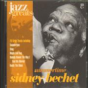 Click here for more info about 'Sidney Bechet - Summertime'
