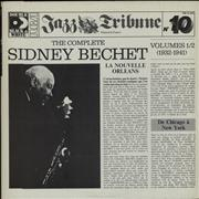 Click here for more info about 'Sidney Bechet - The Complete Sidney Bechet Vol 1/2 (1932-1941)'