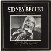Click here for more info about 'Sidney Bechet - The Sidney Bechet Collection - 20 Golden Greats'