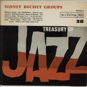 Click here for more info about 'Sidney Bechet - Treasury Of Jazz'