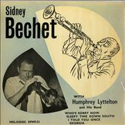 Click here for more info about 'Sidney Bechet - With Humphrey Lyttelton And His Band'