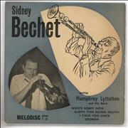 Click here for more info about 'Sidney Bechet - With Humphrey Lyttelton And His Band - Tri'