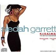 Click here for more info about 'Siedah Garrett - K.I.S.S.I.N.G.'