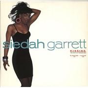 Click here for more info about 'Siedah Garrett - Kissing'