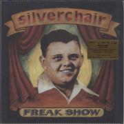 Click here for more info about 'Silverchair - Freak Show - 180 Gram Orange Vinyl'