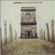 Click here for more info about 'Silverstein - I Am Alive In Everything I Touch - Bone/Bronze Vinyl + CD'