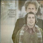 Click here for more info about 'Simon & Garfunkel - Bridge Over Troubled Water - 1st - Fr Lam - EX'