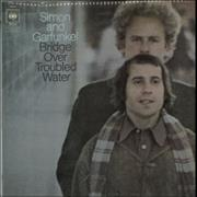 Click here for more info about 'Simon & Garfunkel - Bridge Over Troubled Water - 1st - Fr Lam'